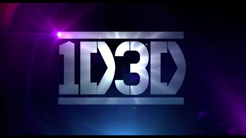 One Direction 3D HD Trailer