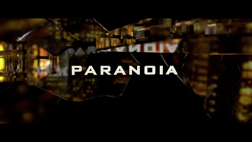 Paranoia HD Trailer