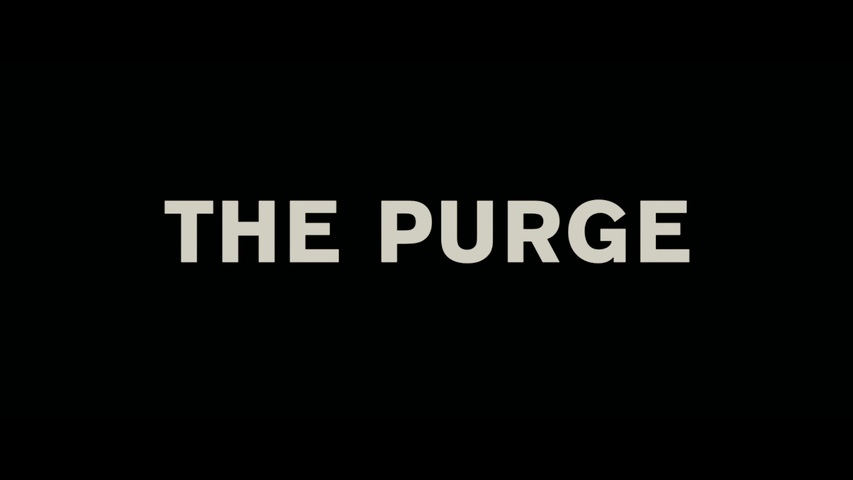 The Purge HD Trailer