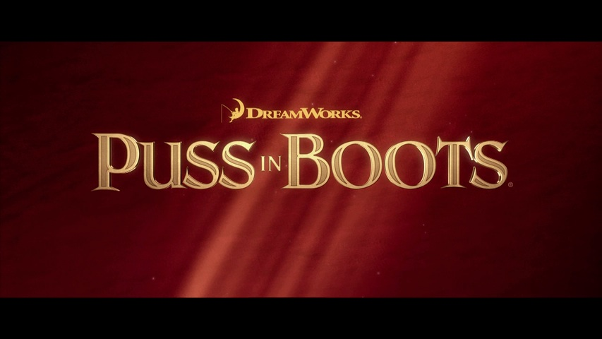 Puss in Boots HD Trailer