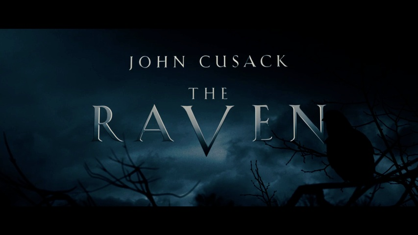 The Raven HD Trailer