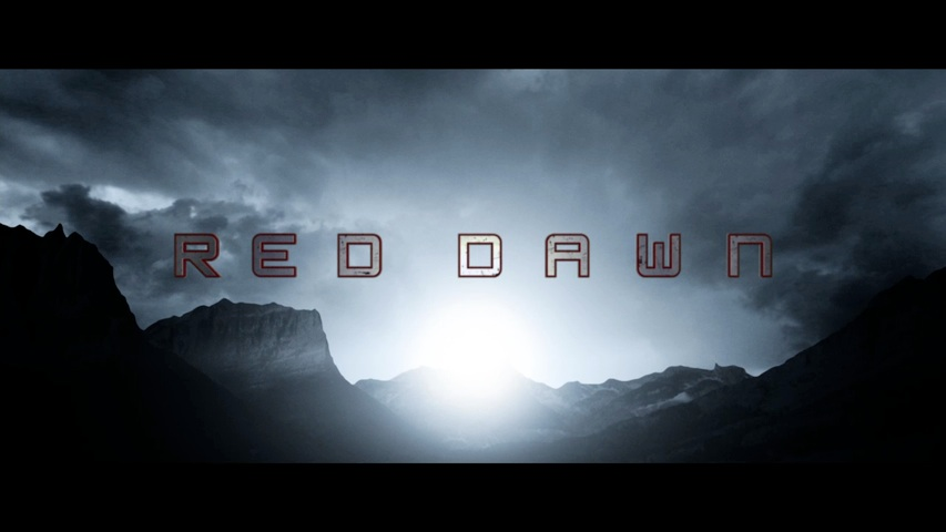 Red Dawn HD Trailer