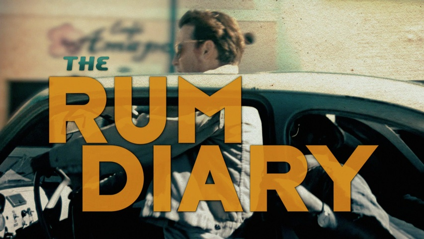 The Rum Diary HD Trailer