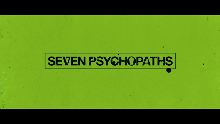 Seven Psychopaths HD Trailer