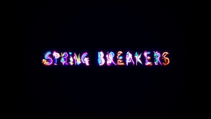 Spring Breakers HD Trailer