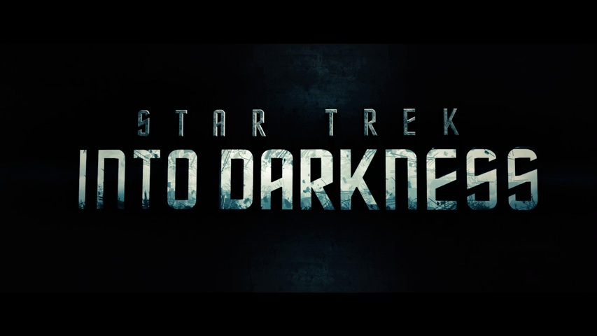 Star Trek Into Darkness HD Trailer