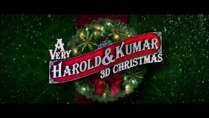 A Very Harold and Kumar 3D Christmas HD Trailer