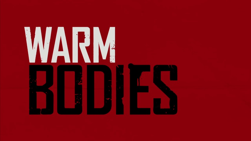 Warm Bodies HD Trailer